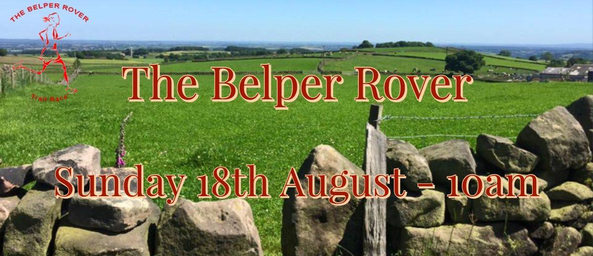 The Belper Rover's logo