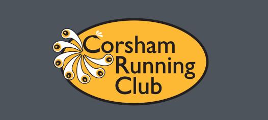 Corsham Running Club's logo
