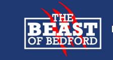 The Beast of Bedford's logo