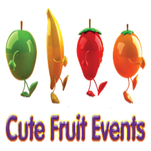 Cute Fruit Events's logo
