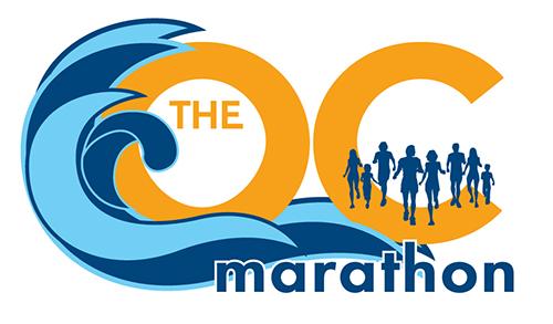 The OC Marathon's logo