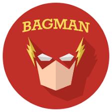 Bagman Cycling's logo