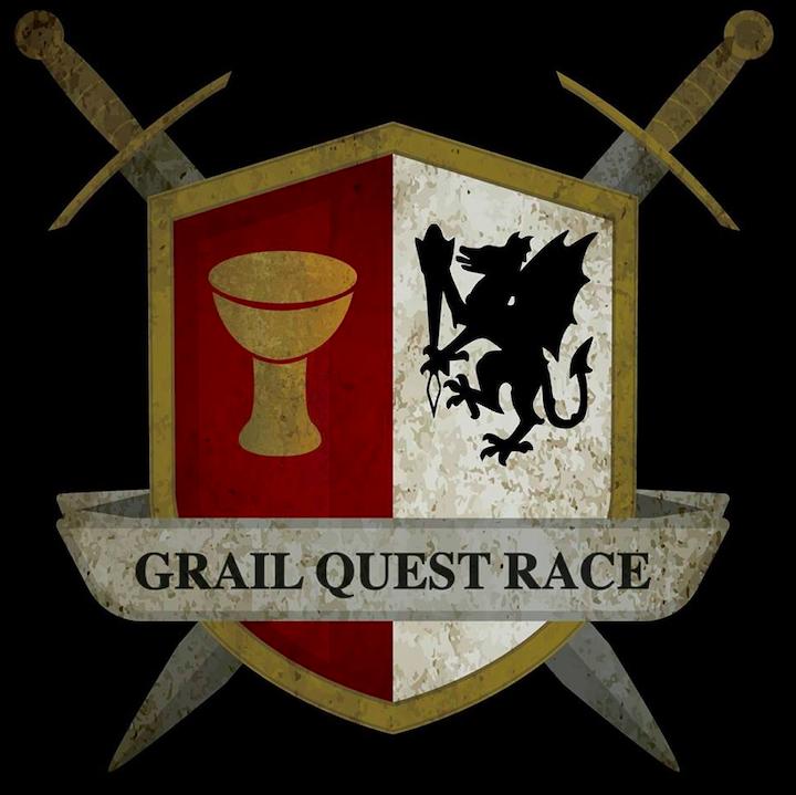 Grail Quest Race 's logo