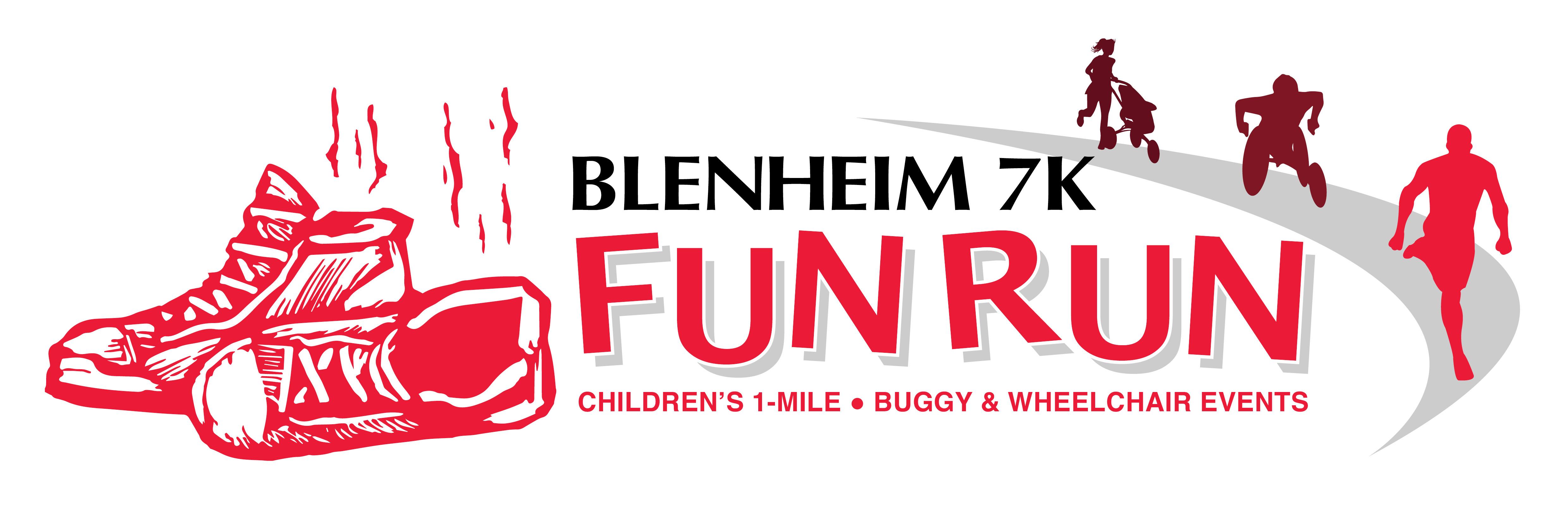 Blenheim 7K's logo