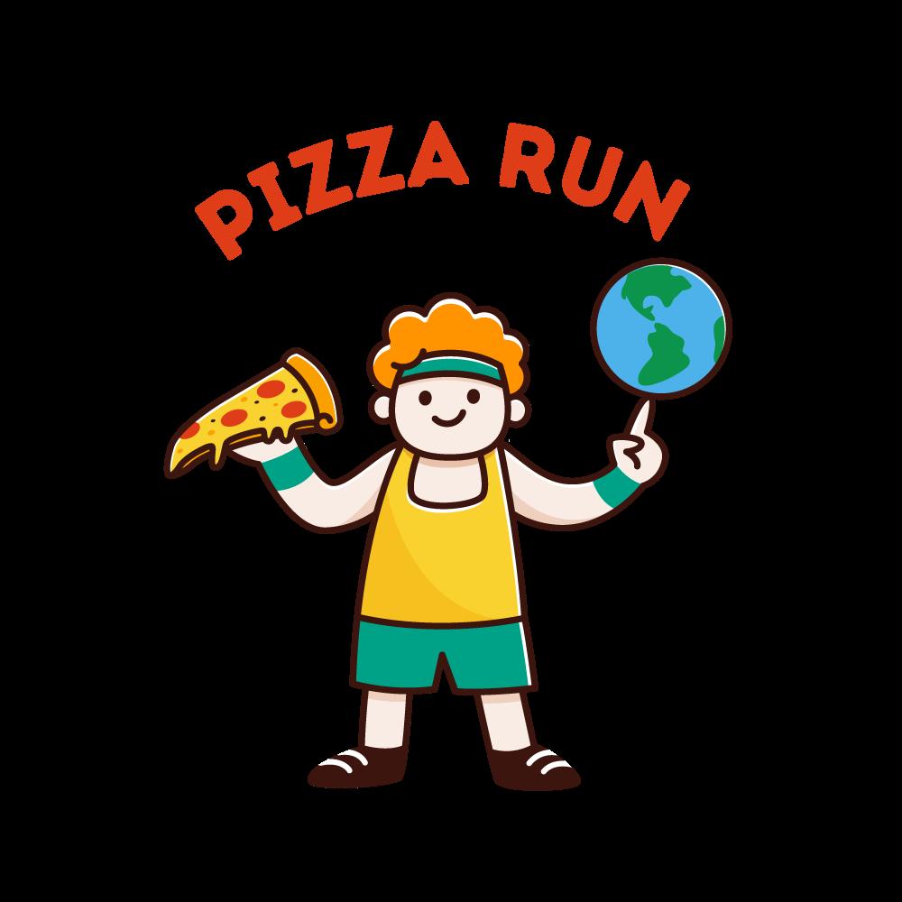 Pizza Run UK 's logo