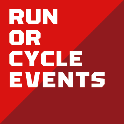 Run or Cycle Events's logo