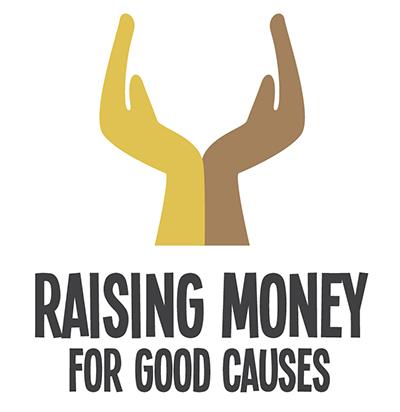 Raising Money for Good Causes's logo