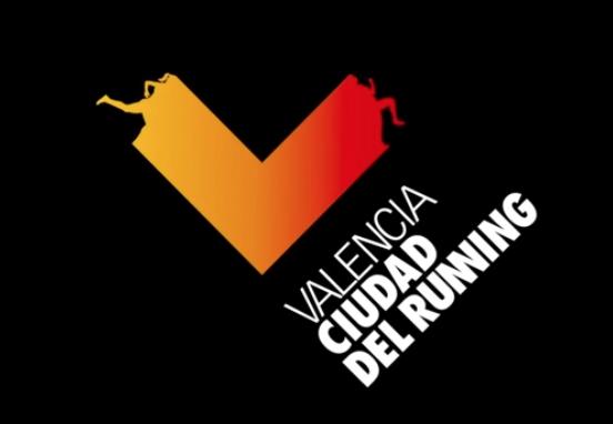 Valencia Ciudad del Running's logo