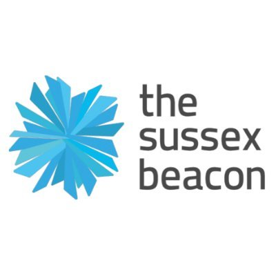 The Sussex Beacon's logo