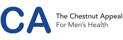 The Chestnut Appeal for Men's Health's logo
