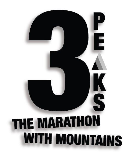 3Peaks Race's logo