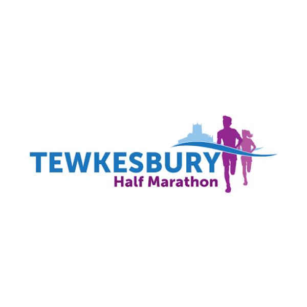 Tewkesbury Half Marathon's logo