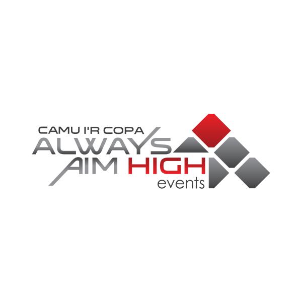 Always Aim High Events's logo
