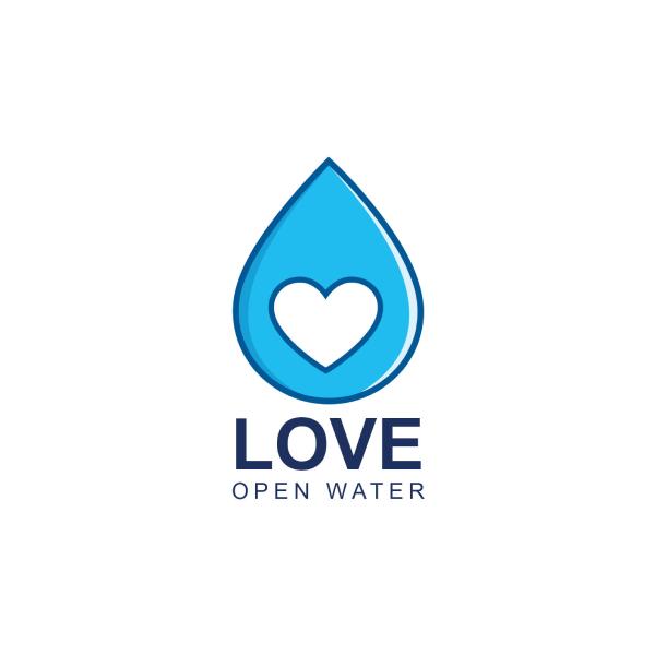 Love Open Water's logo