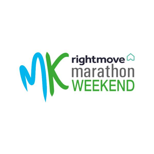 MK Marathon's logo