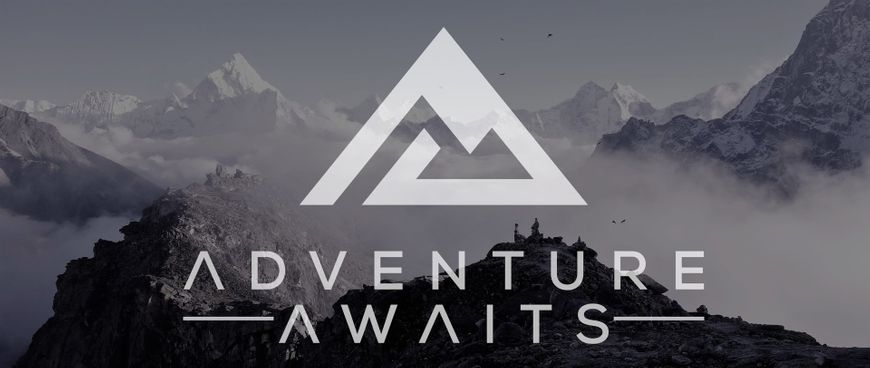Adventure Awaits's logo