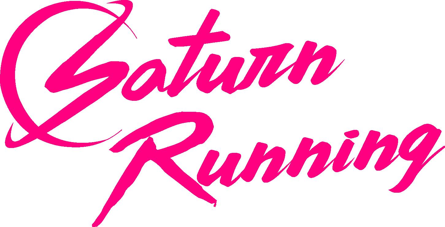 Saturn Running's logo