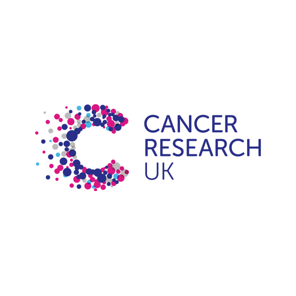 Cancer Research UK's logo