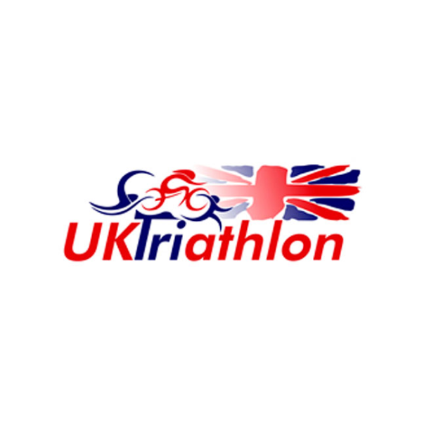 UK Triathlon's logo