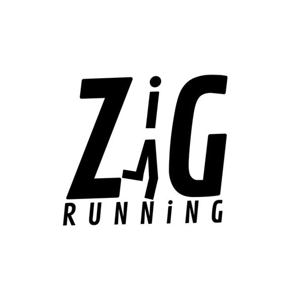 Zig Zag Running's logo