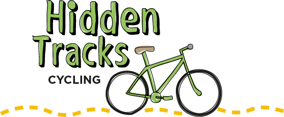 Hidden Tracks Cycling's logo