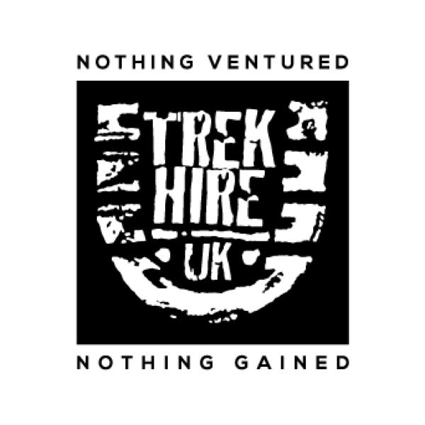 Trek Hire UK's logo