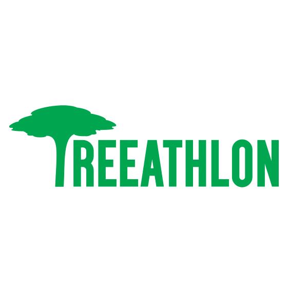 Treeathlon's logo