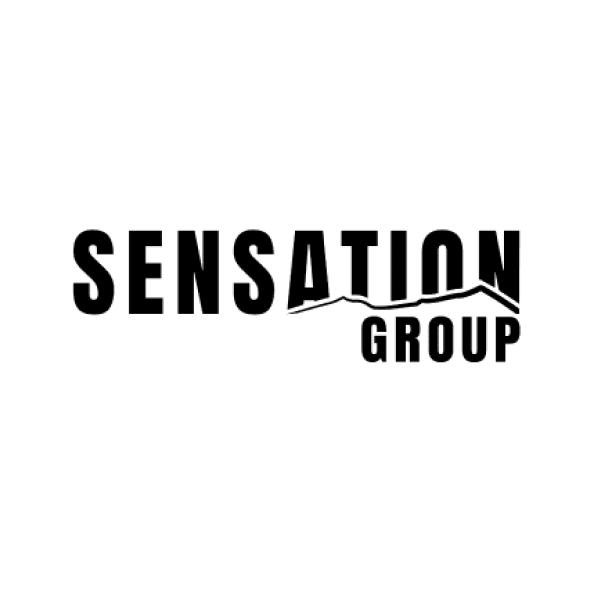 Sensation Group's logo