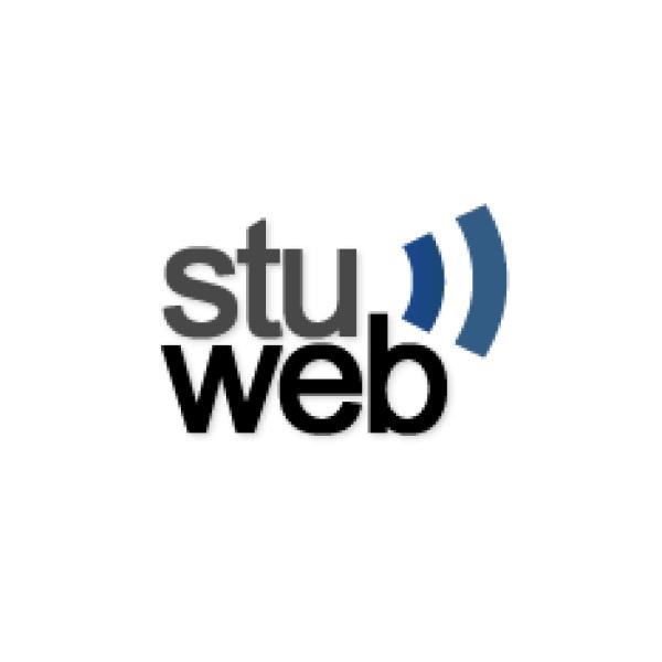StuWeb's logo
