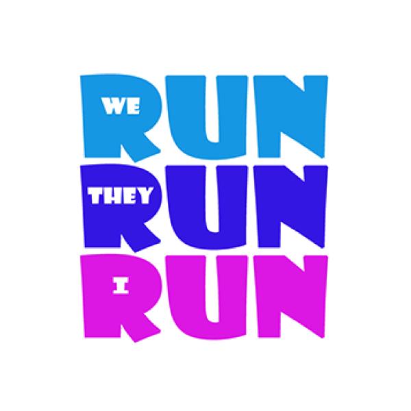 We Run They Run I Run's logo