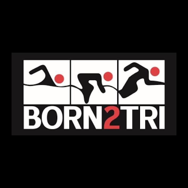 Born2Tri's logo