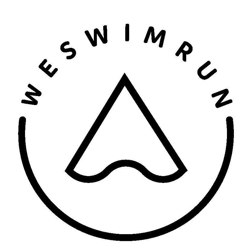 WeSwimRun's logo