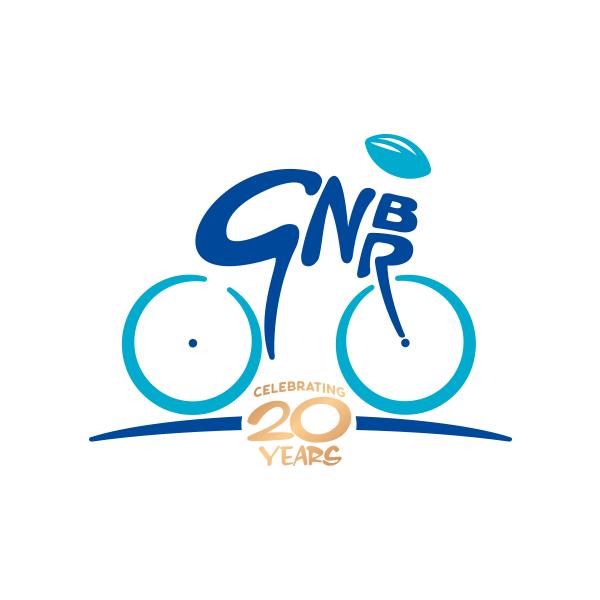 Great North Bike Ride's logo