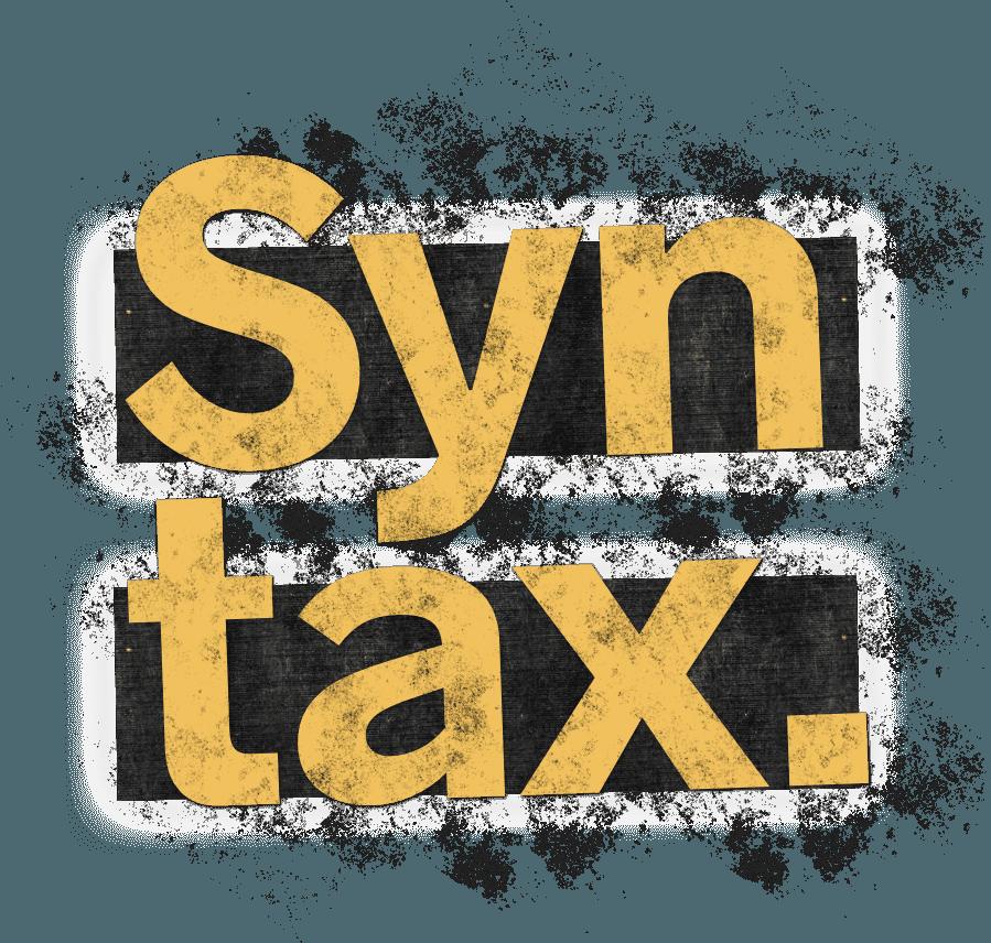Syntax Podcast Logo