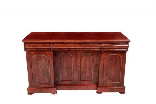 Quality Victorian Mahogany Sideboard