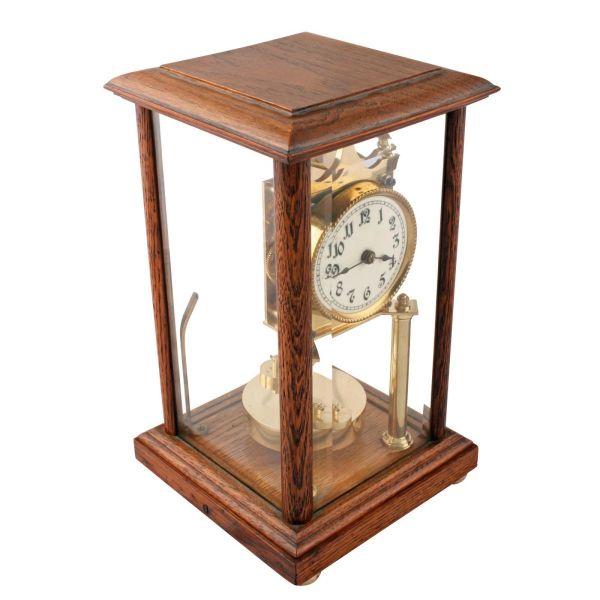 Edwardian 400 Day Clock