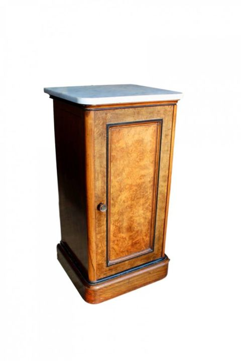 Gillows Bedside Cabinet
