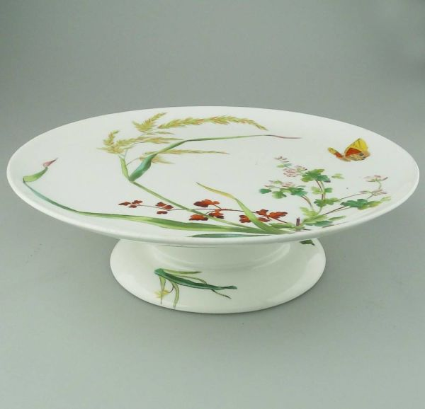 English 'minton' Porcelain Dish