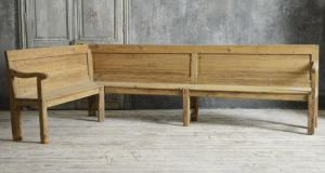 19th Century Corner Bench