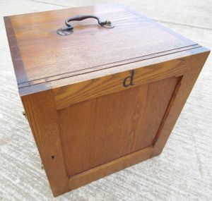 Ash Document Box