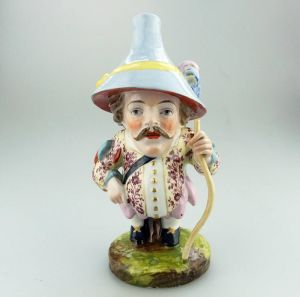Samson Derby Marked Mansion House Dwarf