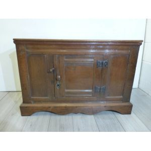 17th Century Oak Cupboard