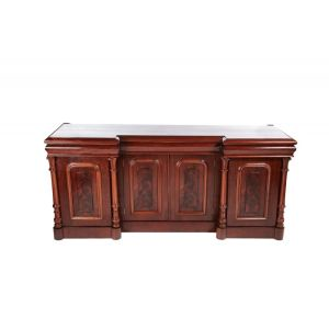 Outstanding Quality Antique Victorian Mahogany S