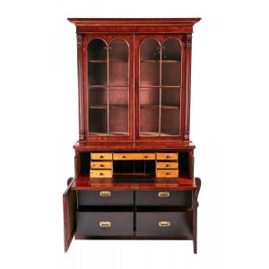 Antique Secretaire Book