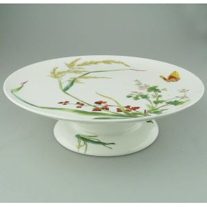 English 'minton' Porcelain Dish