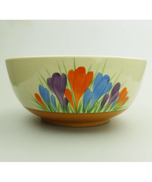 Autumn Crocus Bowl