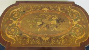 Marquetry Work Table