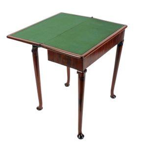 Petit George Ii Card Table