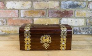 Rosewood Ladies Box C.1860