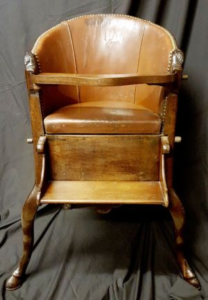 George I Childs High Chair - 'rare'